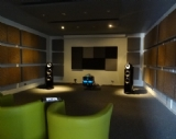 Hifihome - Audiovisual Solutions - Hifihome high end auditorium, de nieuwe referentie!