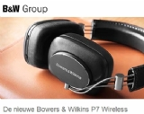 Hifihome - Audiovisual Solutions - De Bowers & Wilkins P7 hoofdtelefoon nu ook wireless!