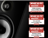 Hifihome - Audiovisual Solutions - Bowers & Wilkins 606 & 607 winnen What Hi-Fi awards